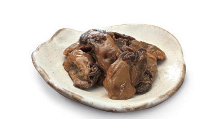 川原食品『かきのしぐれ煮』
