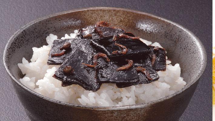 川原食品『昔ながらの昆布佃煮』
