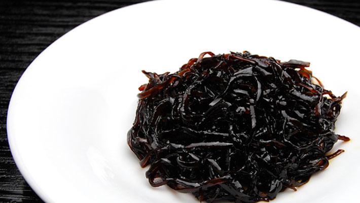 オキナガの佃煮 『甘口昆布』