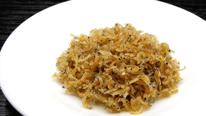 オキナガの佃煮 『角煮』