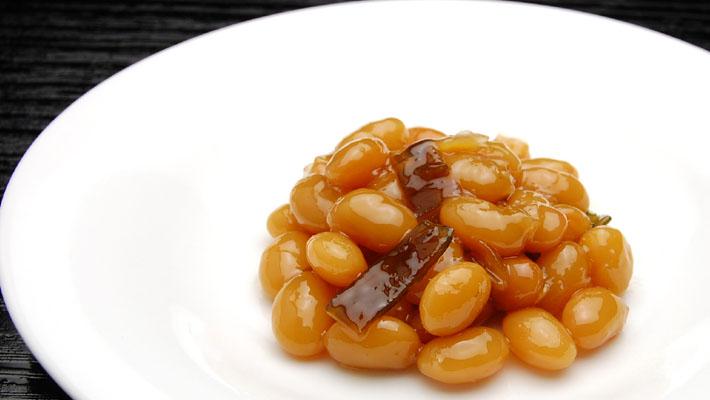 オキナガの佃煮『味覚豆』