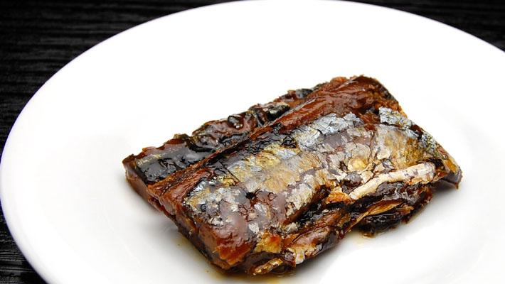 オキナガの佃煮 『さんま蒲焼』